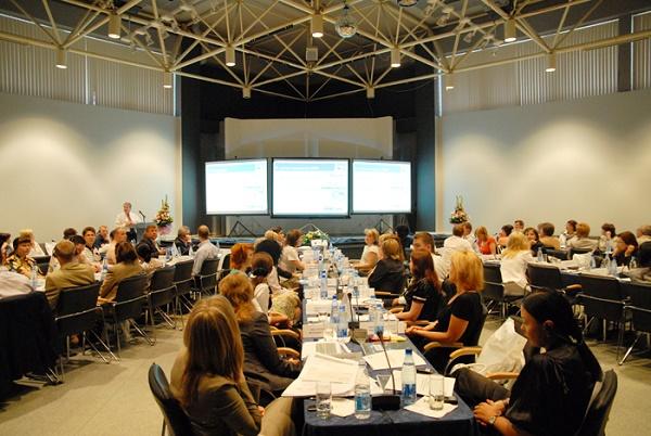 агентство поможет организовать деловую презентацию