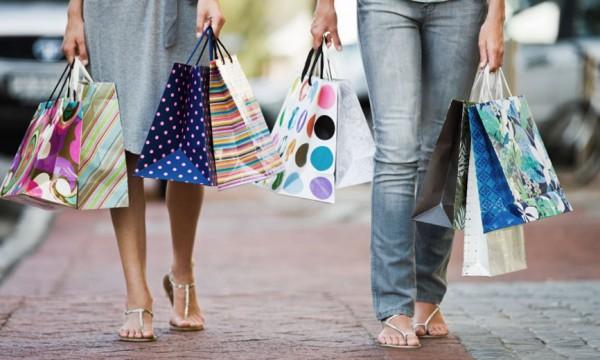 совместный шопинг с мамой