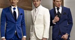 выбираем недорогой свадебный костюм для мужчины, варианты с фото