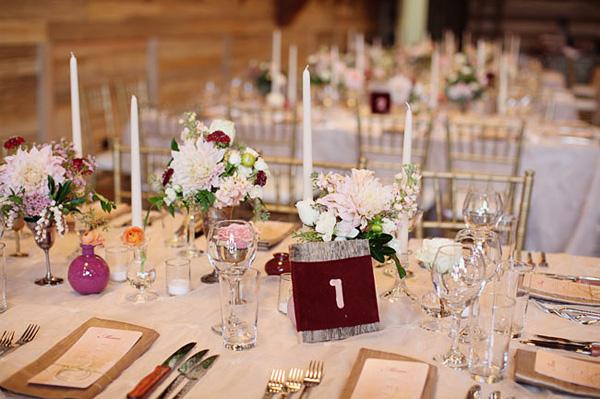 как оформить стол для гостей