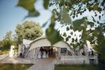 Первый свадебный шатер фото 9