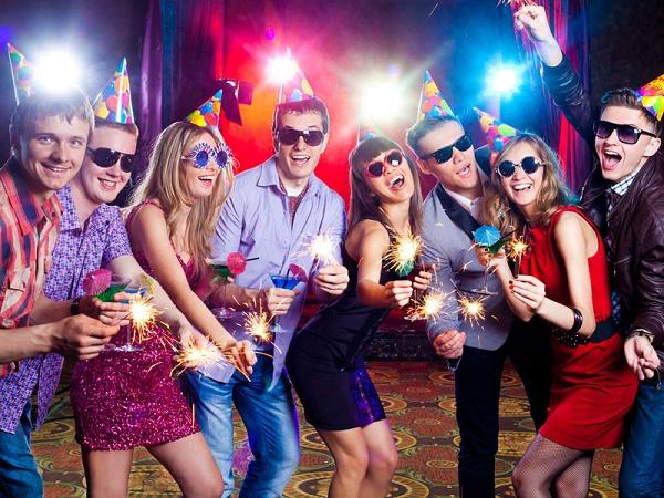 корпоративный Новый год, оранизованный в ивент агентстве