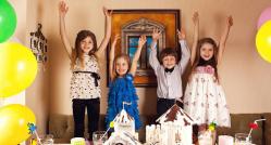 где отпраздновать день рождения ребенка: лучшие места