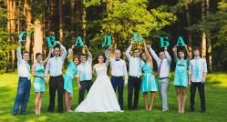 оригинальные аксессуары для свадебной фотосессии