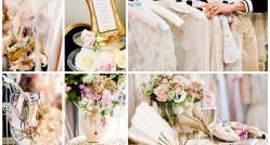 как оформить свадьбу в стиле винтаж
