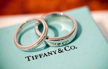 обручальные кольца Тиффани, обзор каталога