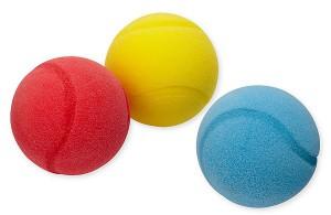 теннисный мячик для конкурса