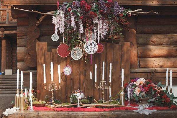 сценарий бордовой свадьбы